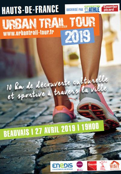 1er Urban Trail de Beauvais